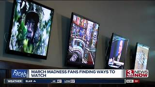 Bluejay fever, fans finding ways to watch NCAA