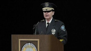 Boulder Police Officer Eric Talley remembered as hard-working, charismatic family man, officer