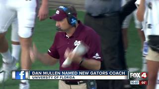 Dan Mullen Named New Florida Gators Coach - Video