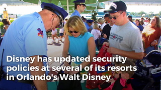 Disney Security Measures Are Putting Off Customers - Video