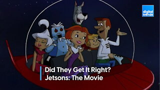 Did They Get It Right? | Jetsons: The Movie