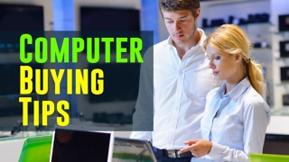 Computer Buying Tips - Video