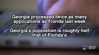 Expert says faulty unemployment website leads to deceiving unemployment filing numbers in Florida
