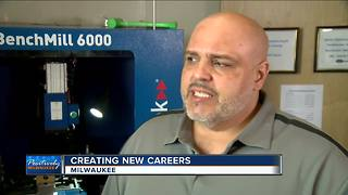 Positively Milwaukee: Creating New Careers - Video