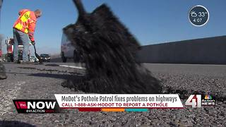 Potholes cause problems for KC area drivers - Video