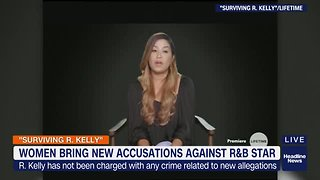 Women bring new accusations against R&B star