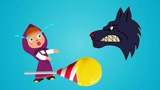 #Peppa Pig crying #Masha and #Spiderman #Teen Titans Saves Masha from the Volf# Peppa pig doctor - Video