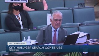 Search for Fort Myers City Manager continues