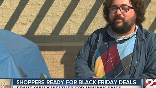 Shoppers ready for Black Friday deals - Video