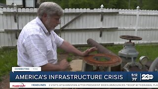 America's water infrastructure crisis