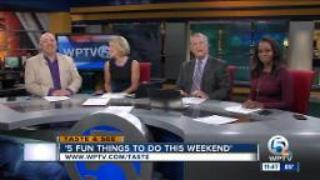 5+ fun things to do this weekend (July 7 - 9) - Video