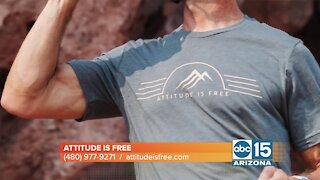 Attitude is Free: A brand consistently inspiring people to never give up