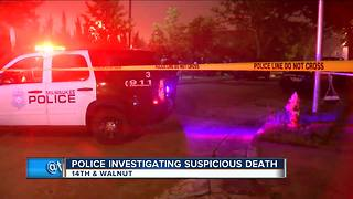 Milwaukee police investigate 39-year-old woman's suspicious death