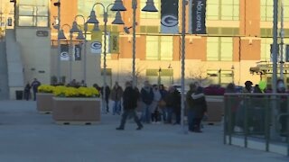 Packers' Tailgate Village used as polling place for Green Bay city