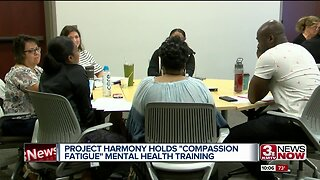 Project Harmony holds 'compassion fatigue' mental health training