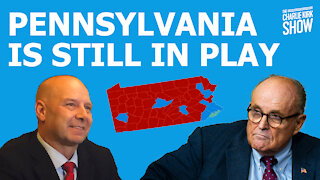 PENNSYLVANIA IS STILL IN PLAY
