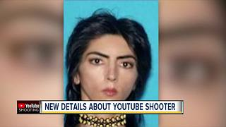 Suspect in YouTube shooting 'hated' company - Video