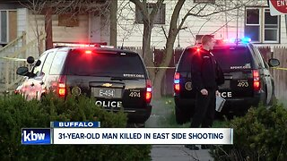 Police search for gunman in East Side shooting