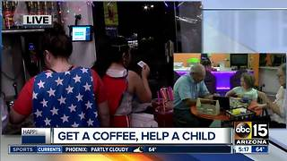 April 5th is Dutch Bros Day of Giving for Phoenix Children's Hospital - Video