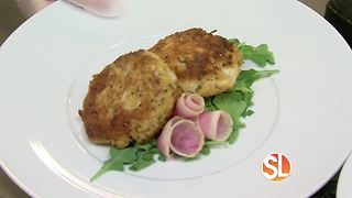 Get the VIP experience at the Taste of Cave Creek - Crab Cakes - Video