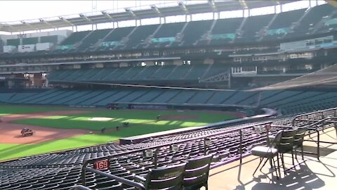 Indians to begin season hosting fans at 30% capacity with plans to expand that as season progresses