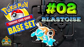 Pokemon Base Set #02 Blastoise | Card Vault