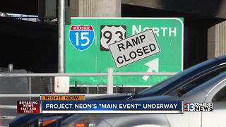 Project Neon confusion causing drivers extra time - Video