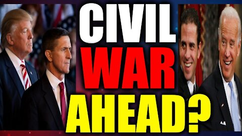 Will 2021 Be The Start Of A CIVIL WAR To Save Our Republic OR Will Patriots Prevail?