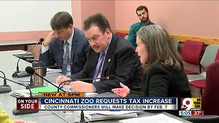 Cincinnati Zoo requests tax increase - Video