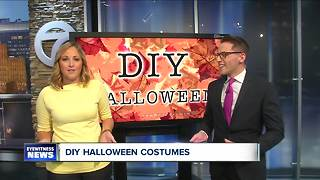 DIY Halloween costumes - Video
