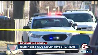 Body found inside home on Indy's northeast side - Video
