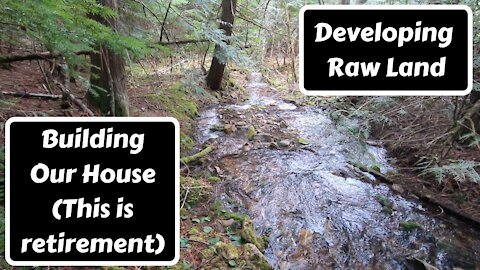 Building New Home on Raw Land (Part 1)