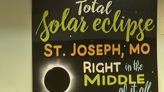 St. Joseph Museum preparing for total solar eclipse - Video