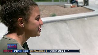 Denver skateboarder getting ready for second X-Games qualifier - Video