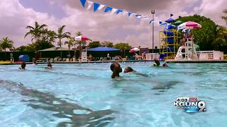 Remember the ABC's to avoid child drownings this summer - Video