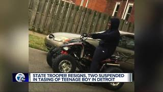 MSP trooper involved in ATV crash that killed Detroit teen resigns - Video