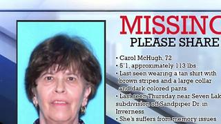 DAY 5 | Search continues for missing Citrus grandmother - Video
