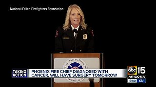 Phoenix fire department cancer crisis