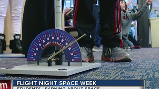 Flight Night Space Week - Video