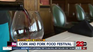 Cork and Fork Food and Wine Festival - Video