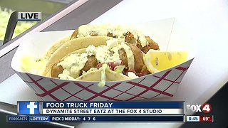 Foot Truck Friday part 4: Dynamite Street Eatz