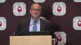 Updates from the Palm Beach County School District - Video