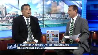 Marcus Theatres will be making trips to the movies more affordable this summer - Video