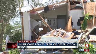 Irma devastates Riverwood Estates community - Video