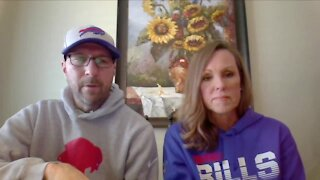 Parents of Buffalo Bills long snapper Reid Ferguson ready to cheer on son in Kansas City