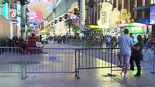 Fremont Street Experience begins remodeling - Video