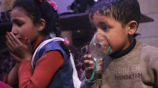 Study Says 336 Chemical Attacks Launched During Syrian Civil War