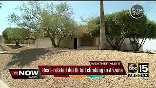 Elderly women found dead in Fountain Hills, possibly heat-related