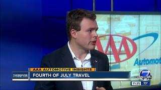 Fourth of July Travel