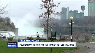 Niagara Falls tourism could revive faster than other destinations
